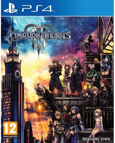 KINGDOM HEARTS III - PS4 NEW GAME