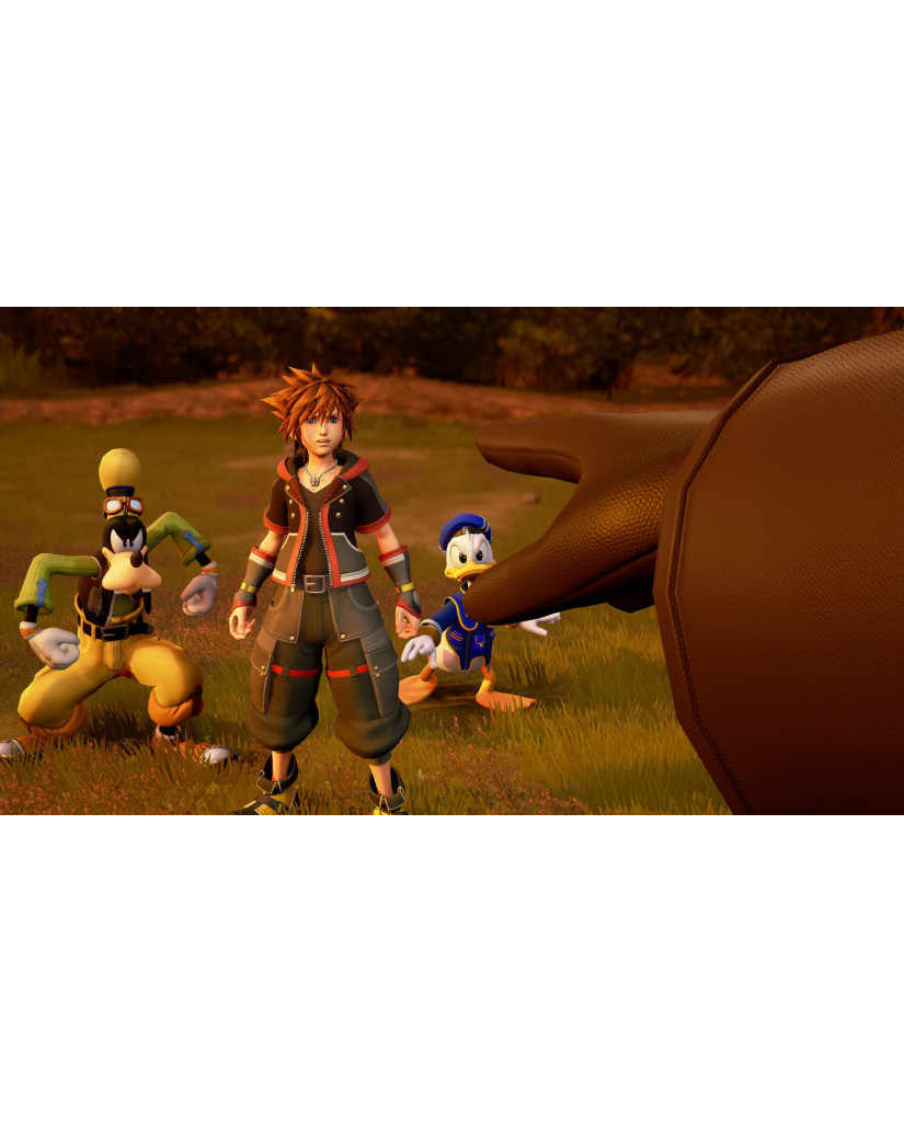 KINGDOM HEARTS III - PS4 NEW GAME