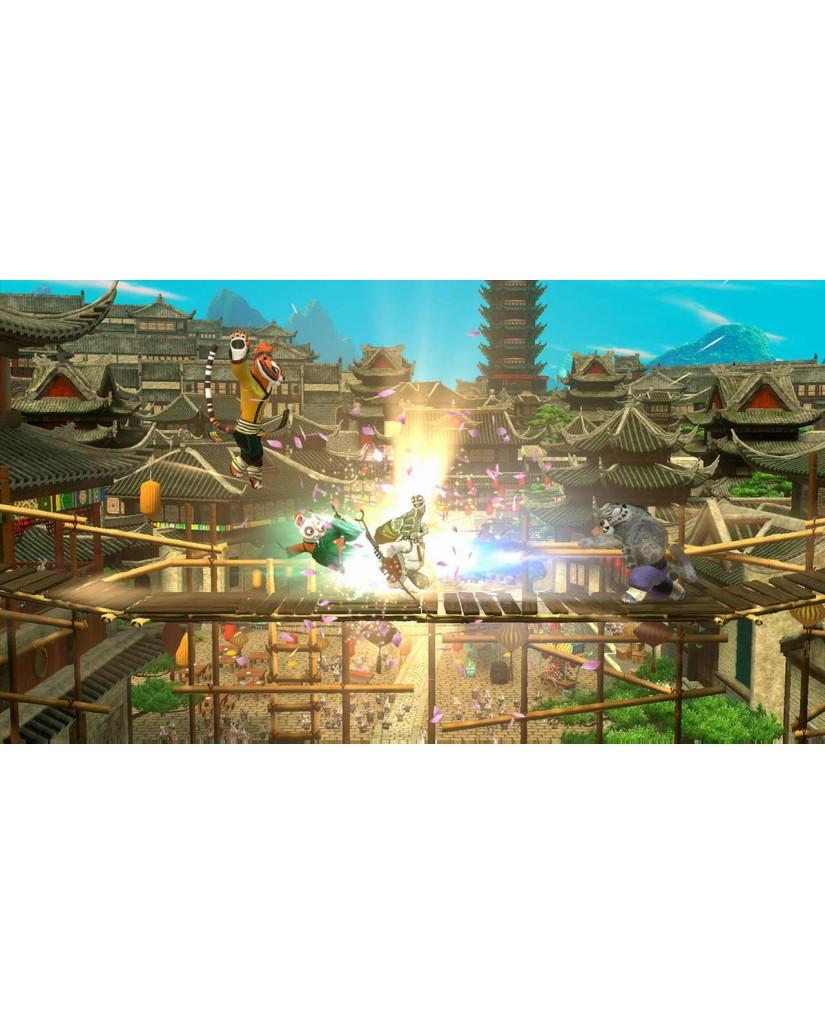 KUNG FU PANDA SHOWDOWN OF LEGENDARY LEGENDS - PS4 GAME