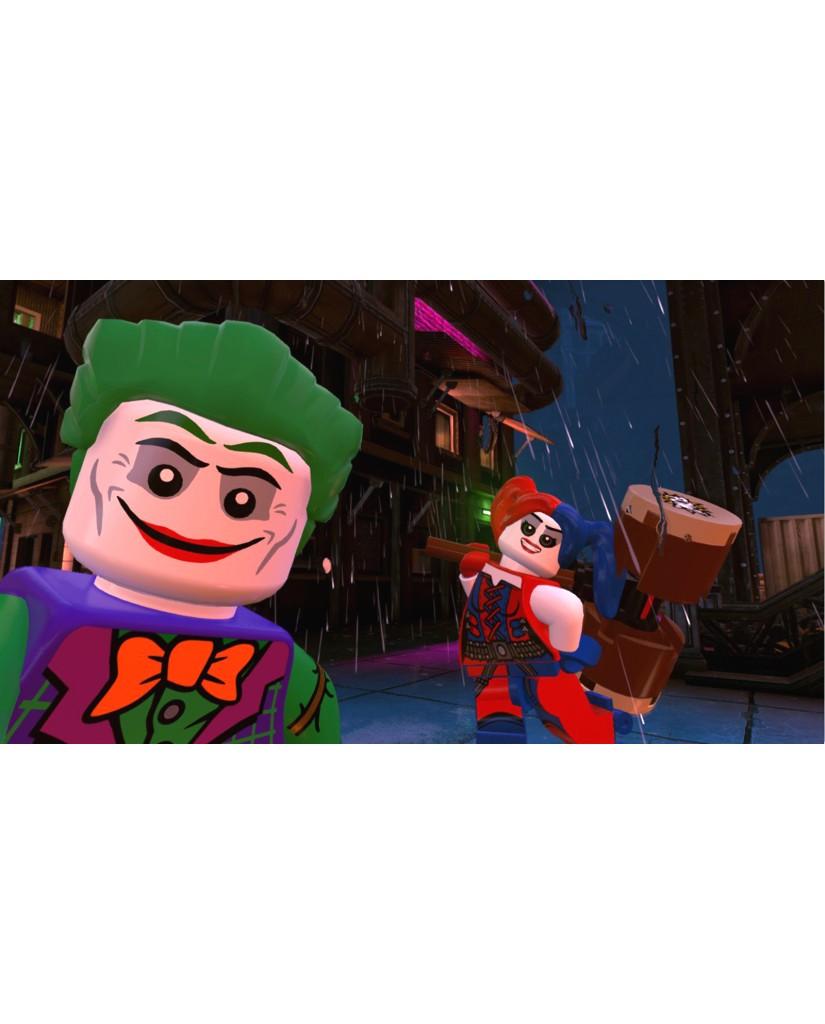 LEGO DC SUPER-VILLAINS - XBOX ONE GAME