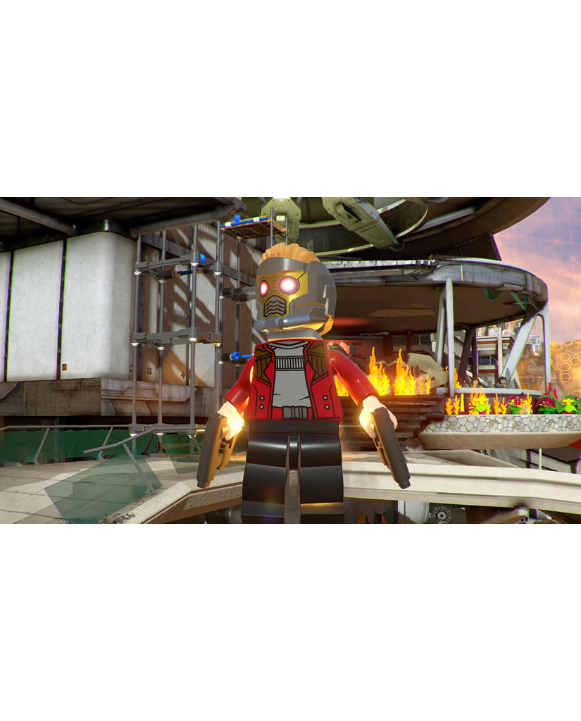 LEGO MARVEL SUPER HEROES 2 ΠΕΡΙΛΑΜΒΑΝΕΙ GIANT-MAN HANK PYM LEGO MINIFIGURE - PS4 NEW GAME