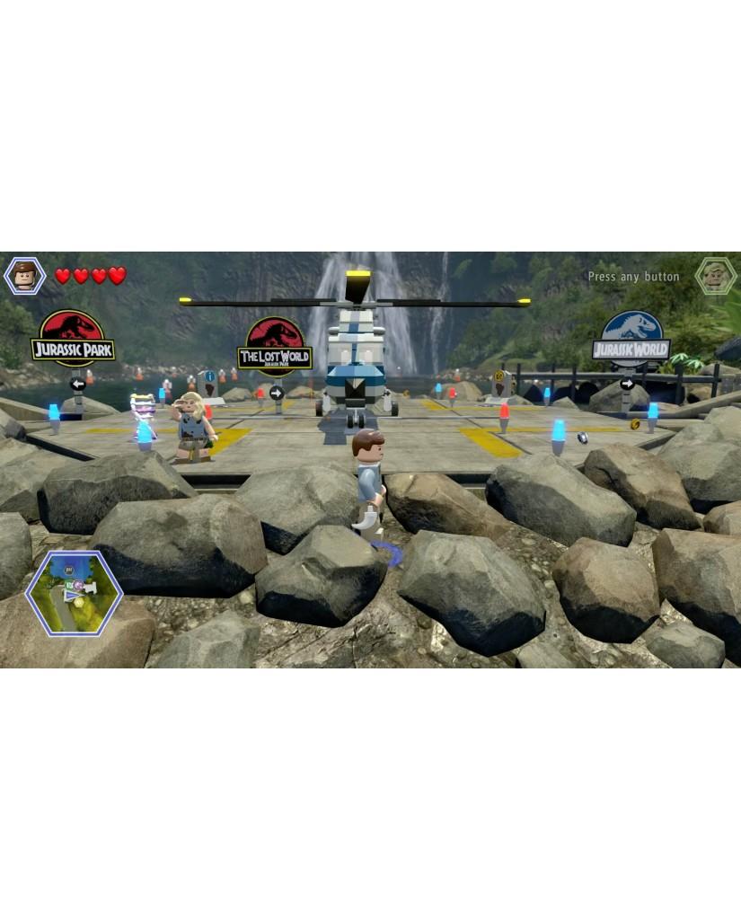 LEGO JURASSIC WORLD - PS VITA GAME