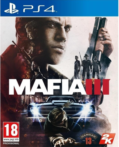 MAFIA III + ΔΩΡΟ MOUSEPAD - PS4 GAME