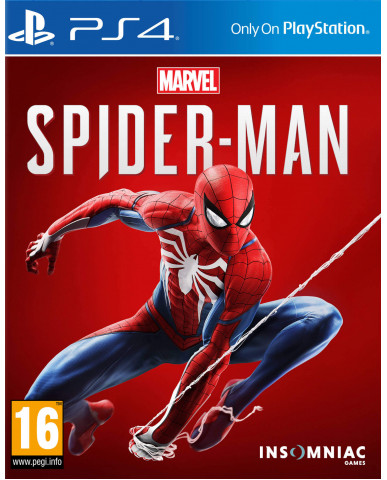 MARVEL'S SPIDER-MAN ΠΕΡΙΛΑΜΒΑΝΕΙ ΕΛΛΗΝΙΚΑ - PS4 NEW GAME