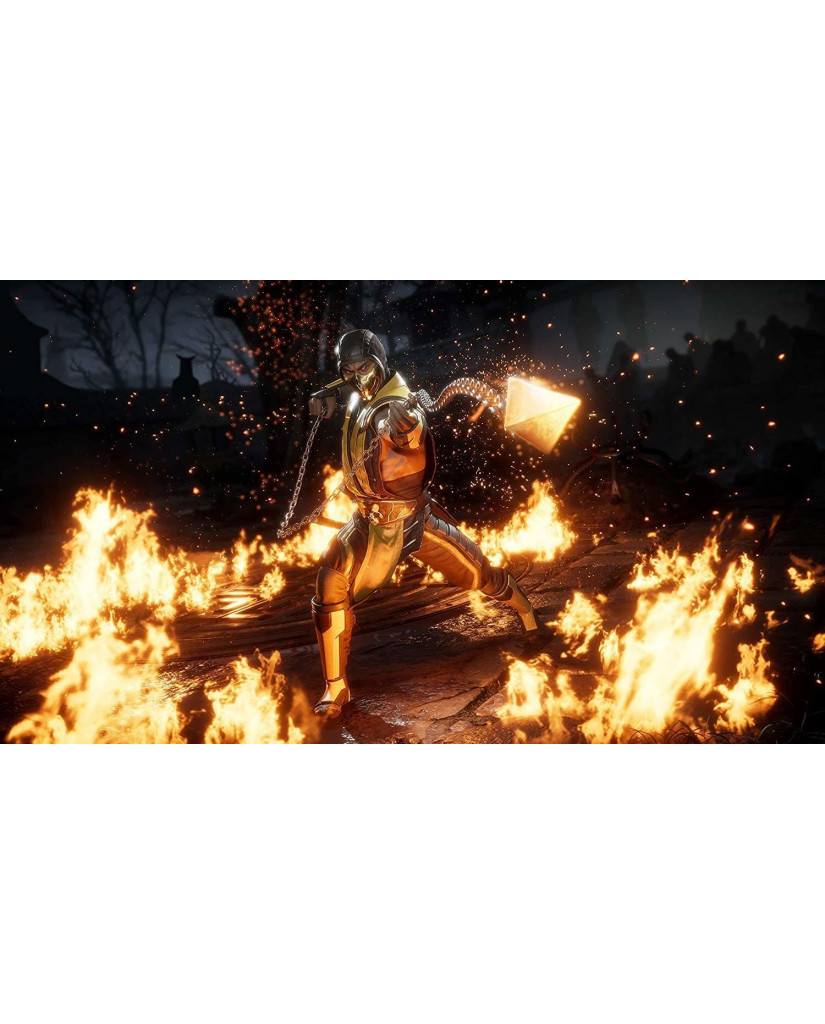 MORTAL KOMBAT 11 + INCLUDES JOKER – XBOX ONE NEW GAME