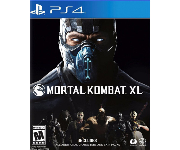 MORTAL KOMBAT XL – PS4 GAME
