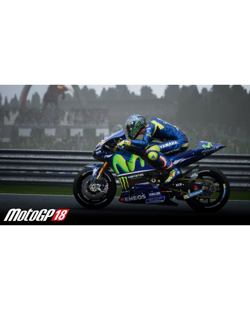 MOTOGP 18 - PS4 GAME