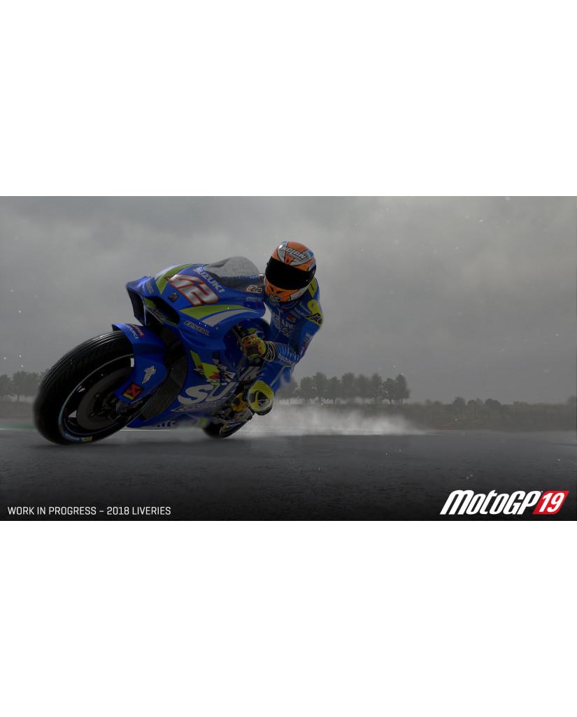 MOTOGP 19 - PS4 NEW GAME