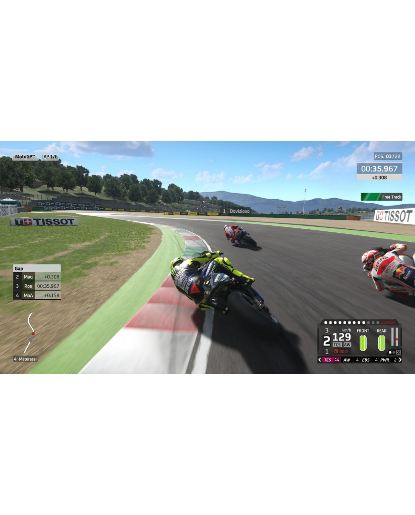 MOTOGP 20 - PS4 NEW GAME