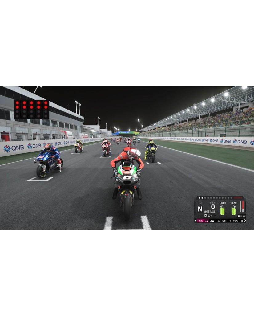 MOTOGP 20 - PS4 NEW GAME