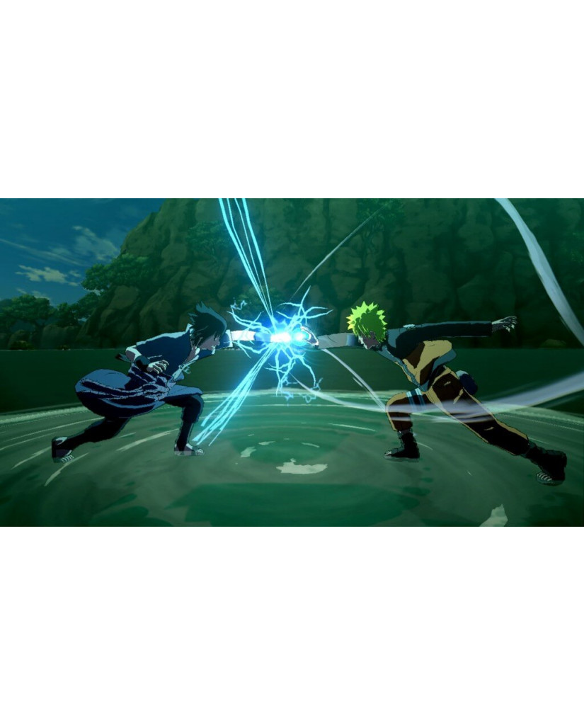 NARUTO SHIPPUDEN ULTIMATE NINJA STORM TRILOGY - PS4 GAME