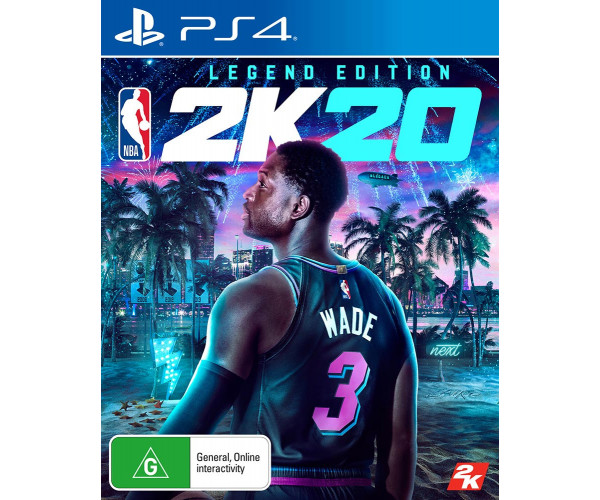 NBA 2K20 LEGEND EDITION – PS4 NEW GAME
