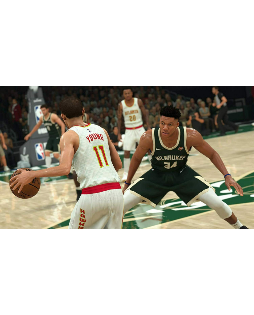 NBA 2K21 – PS4 NEW GAME