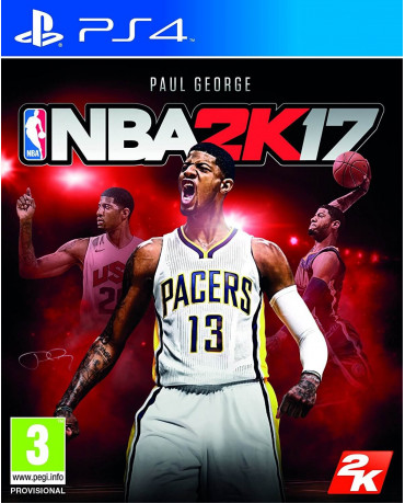 NBA 2K17 + ΟΜΑΔΕΣ EUROLEAGUE ( ΟΛΥΜΠΙΑΚΟ - ΠΑΝΑΘΗΝΑΙΚΟ ) - PS4 GAME