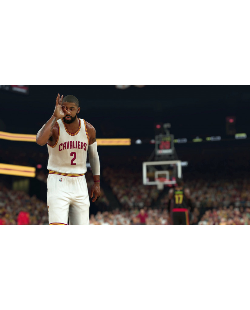 NBA 2K17 - PS3 GAME