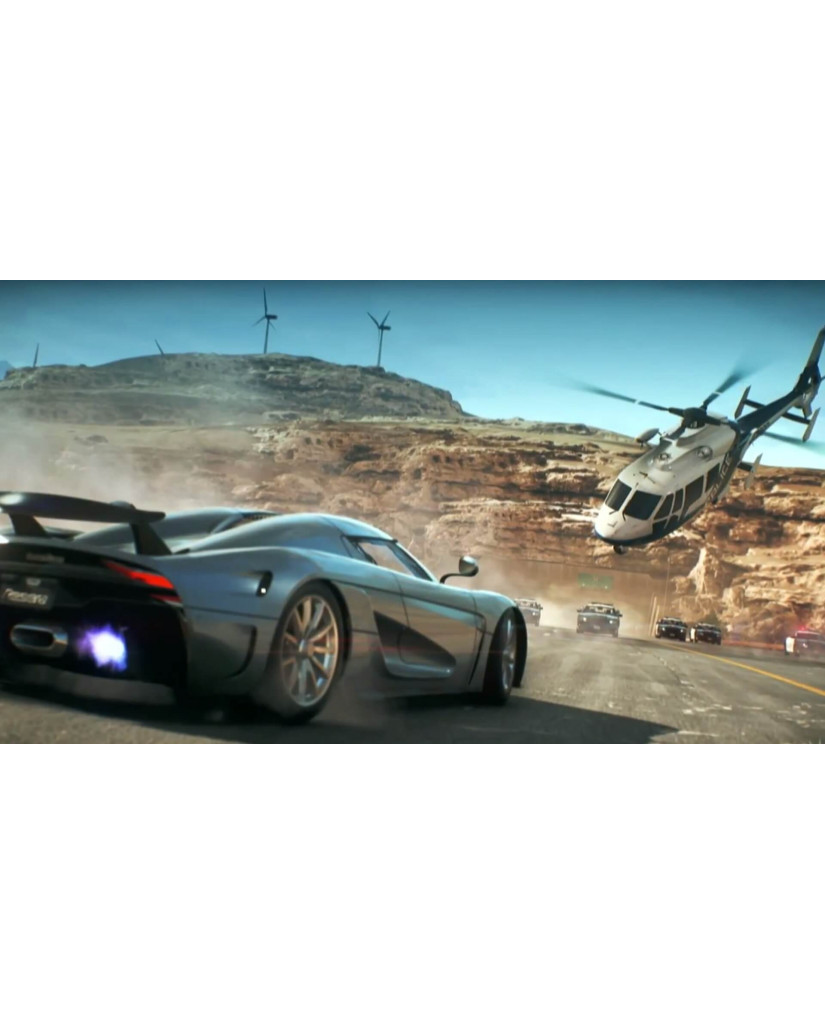 NEED FOR SPEED PAYBACK - PS4 GAME