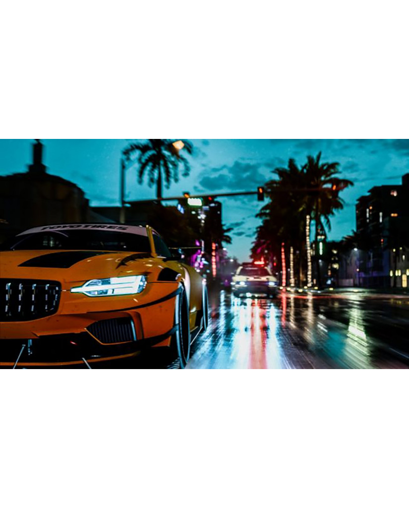 NEED FOR SPEED HEAT - XBOX ONE NEW GAME
