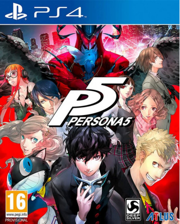 PERSONA 5 - PS4 GAME