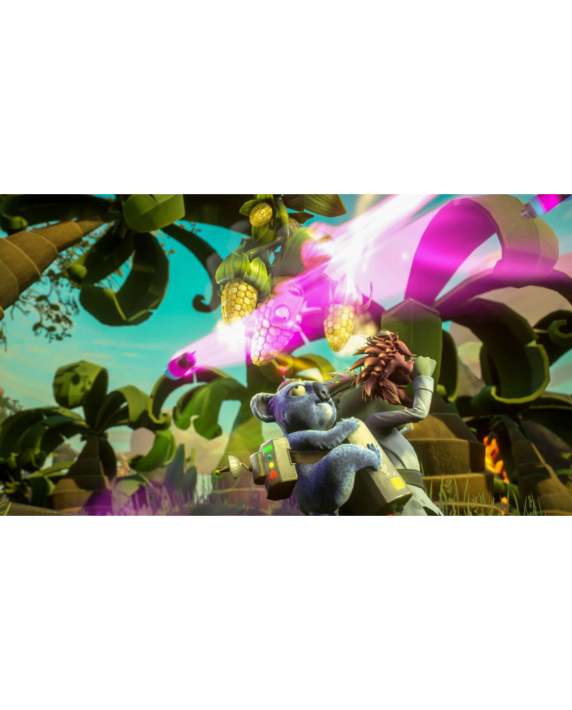 PLANTS VS. ZOMBIES: GARDEN WARFARE 2 + ΔΩΡΟ ΘΗΚΗ ΣΙΛΙΚΟΝΗΣ PS4 ΧΕΙΡΙΣΤΗΡΙΟΥ – PS4 GAME