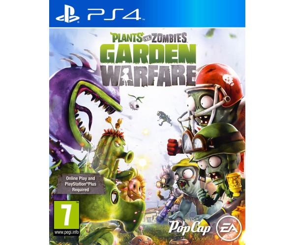 PLANTS VS ZOMBIES: GARDEN WARFARE - PS4 GAME