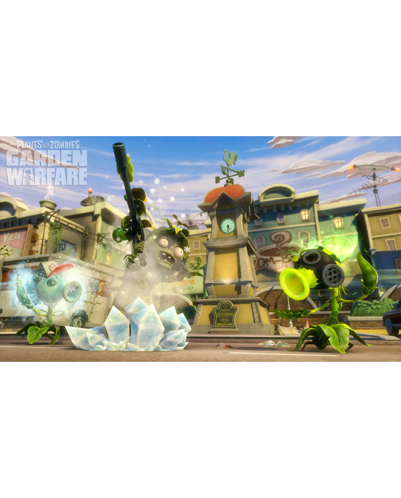 PLANTS VS ZOMBIES: GARDEN WARFARE - PS4 GAME