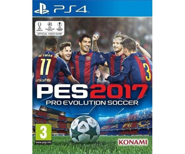 PRO EVOLUTION SOCCER 2017 - PS4 GAME