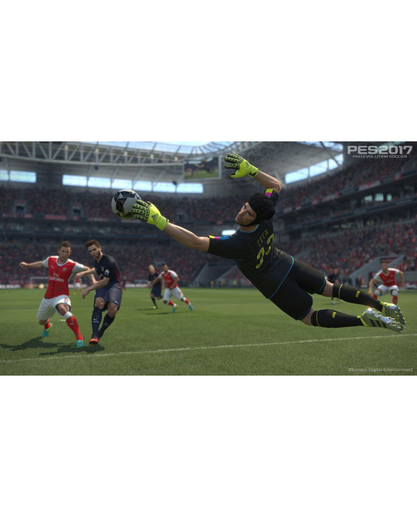 PRO EVOLUTION SOCCER 2017 - PC GAME