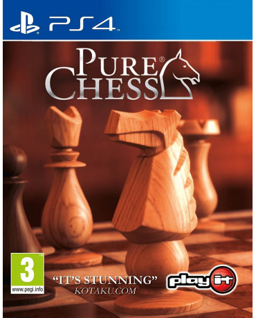 PURE CHESS - PS4 GAME
