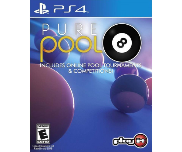 PURE POOL - PS4 GAME