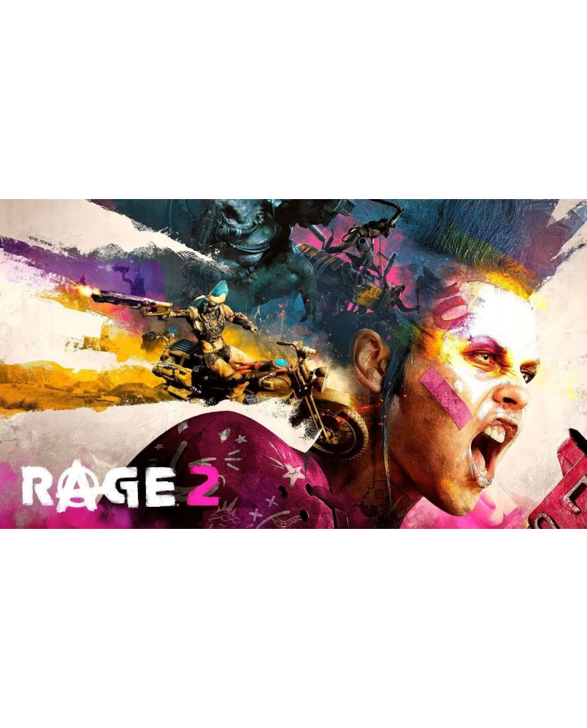 RAGE 2 - PS4 NEW GAME