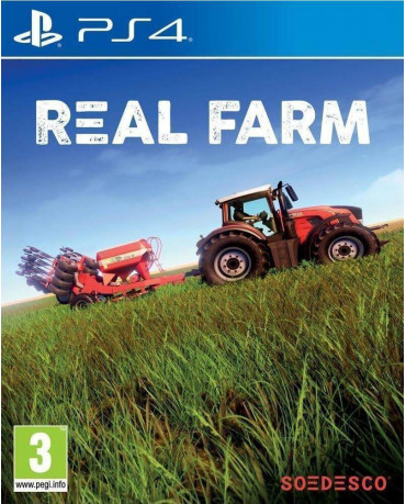 REAL FARM SIM - PS4 GAME