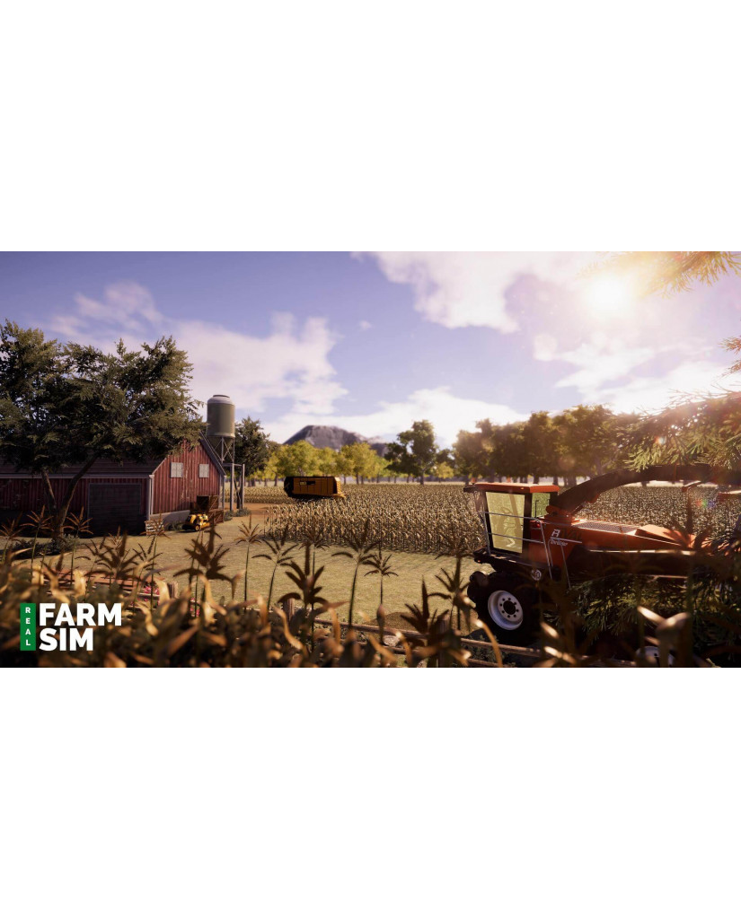 REAL FARM SIM - XBOX ONE GAME