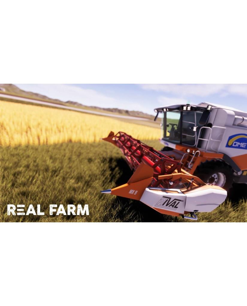 REAL FARM SIM - PS4 GAME