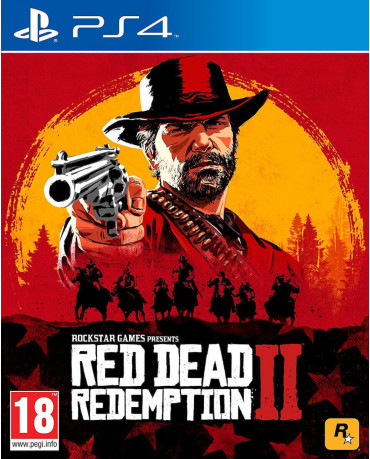 RED DEAD REDEMPTION 2 D1 EDITION - PS4 NEW GAME