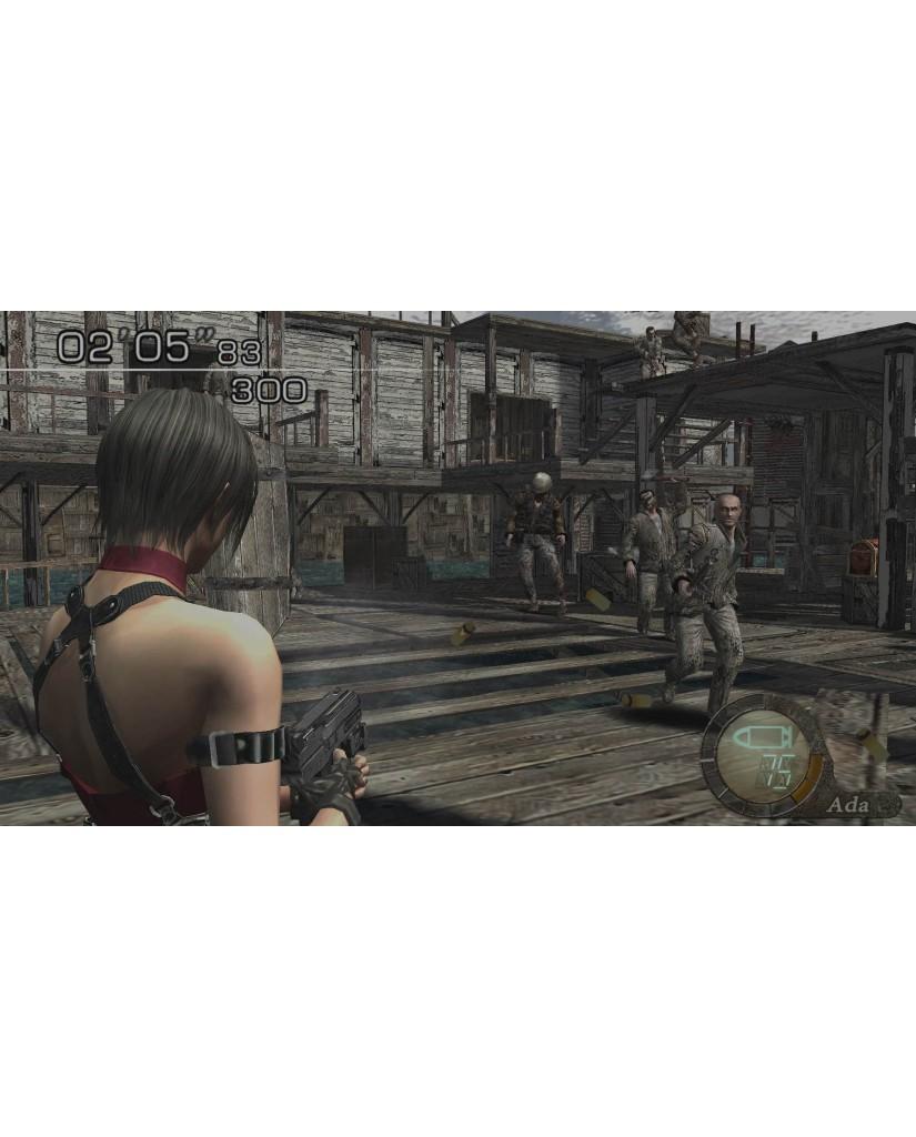 RESIDENT EVIL 4 - PS4 GAME