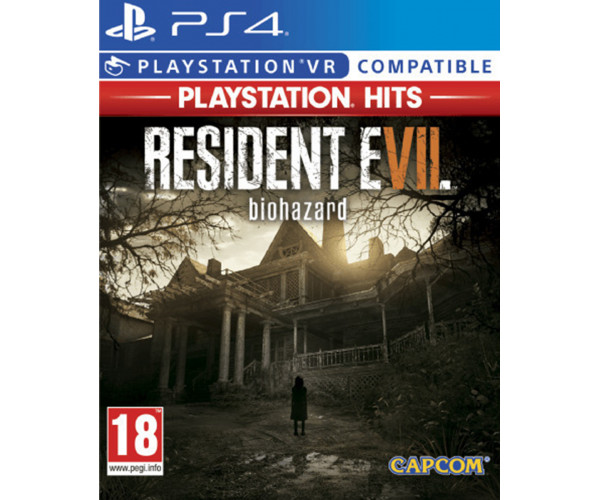 RESIDENT EVIL 7 BIOHAZARD PLAYSTATION HITS - PS4 GAME