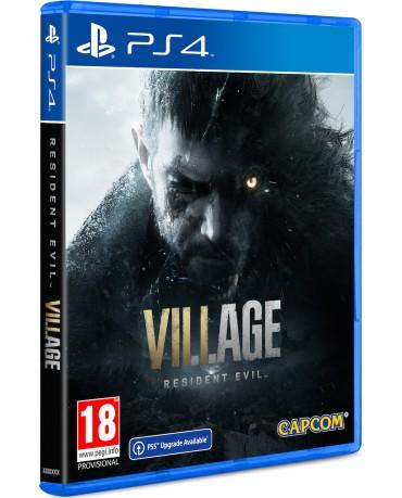 RESIDENT EVIL VILLAGE - PS4 NEW GAME