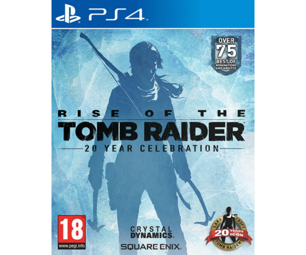 RISE OF THE TOMB RAIDER 20 YEAR CELEBRATION - PS4 GAME