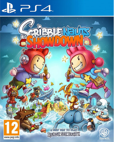 SCRIBBLENAUTS SHOWDOWN – PS4 GAME