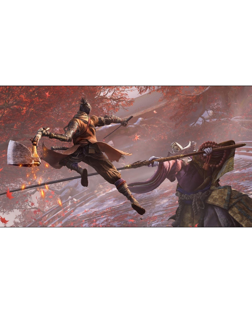 SEKIRO : SHADOWS DIE TWICE - PS4 NEW GAME