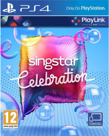SINGSTAR CELEBRATION – PS4 GAME