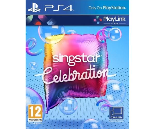 SINGSTAR CELEBRATION – PS4 GAME