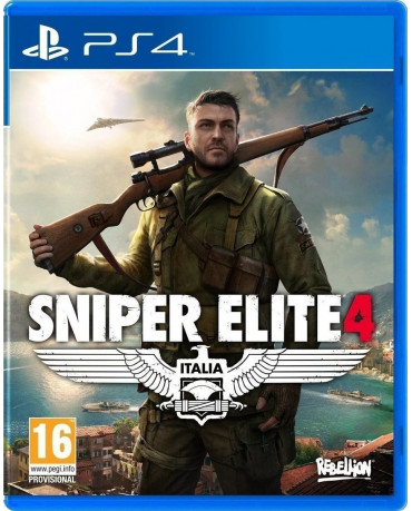 SNIPER ELITE 4 - PS4 GAME