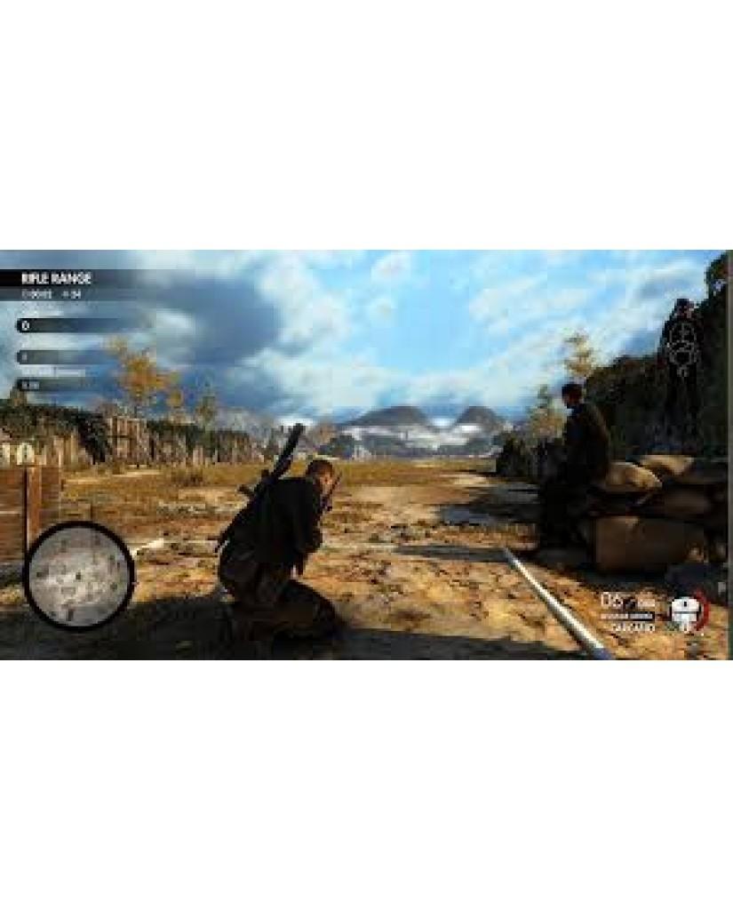 SNIPER ELITE 4 - PS4 GAME