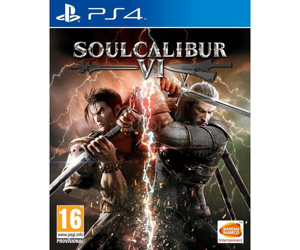 SOULCALIBUR VI - PS4 GAME