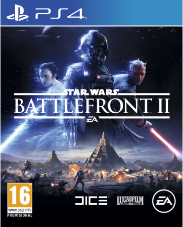 STAR WARS BATTLEFRONT II - PS4 NEW GAME