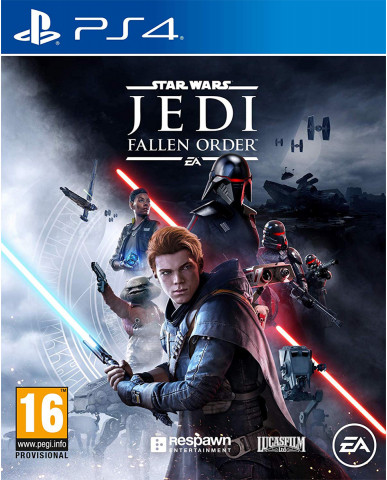 STAR WARS JEDI : FALLEN ORDER - PS4 NEW GAME