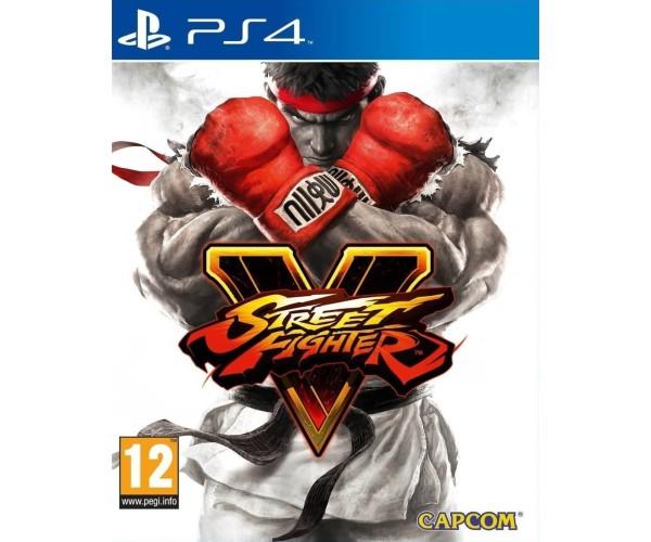 STREET FIGHTER V - PS4 GAME