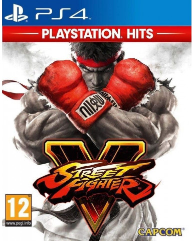 STREET FIGHTER V PLAYSTATION HITS - PS4 GAME