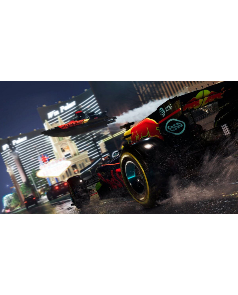THE CREW 2 – PS4 NEW GAME
